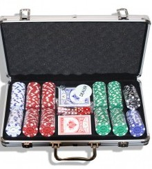 RussianPro 300, Набор для игры в покер