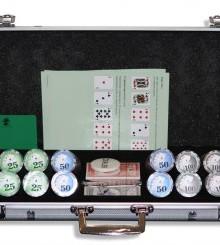 Royal Flush 500, Набор для покера