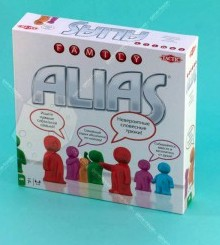 Скажи иначе  для всей семьи (Alias Family)