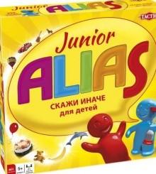 Элиас, или Скажи иначе для малышей (Alias junior)