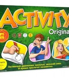 """Настольная игра """"Активити"""" (Activity)"""