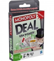 """Настольная игра """"Монополия Сделка"""" (Monopoly Deal)"""
