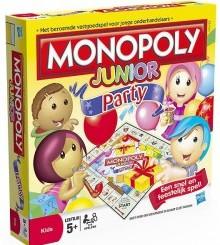"""Монополия для детей """"Вечеринка"""""""