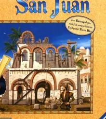 """Настольная игра """"Сан Хуан"""" (San Juan)"""