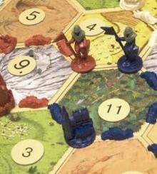 Колонизаторы. Города и рыцари. Расширение для 5-6 игроков