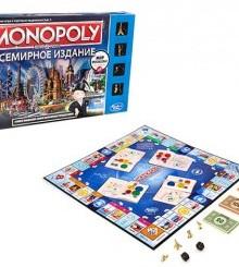 """Монополия. Всемирная версия """"Здесь и сейчас"""""""