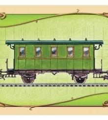 """Настольная игра """"Билет на поезд по Америке"""" (Ticket to Ride)"""