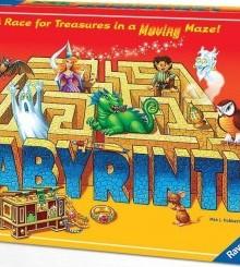 """Настольная игра """"Сумасшедший лабиринт"""" (The Amazing Labyrinth)"""