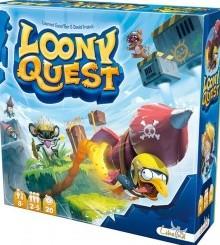 Луни Квест (Loony Quest)