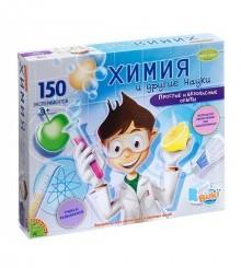 Химия и другие науки (150 экспериментов)